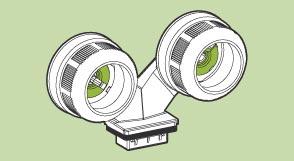 601d7e66587 AAG Stucchi влагозащитена двойна фасунга за TL-D луминисцентни лампи за  монтаж 1883 / 26