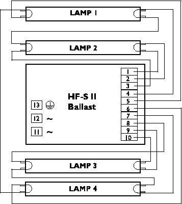 philips t8 ballast wiring diagram get free image about wiring diagram